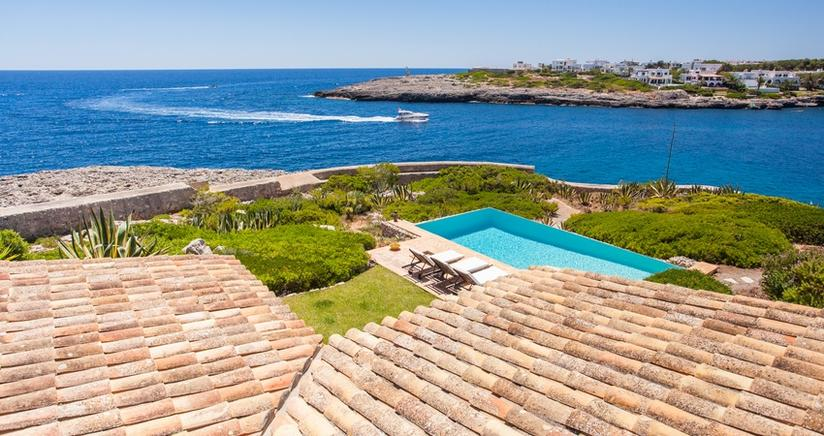Villa del Capitan - The movie house in the Netflix series, Mallorca