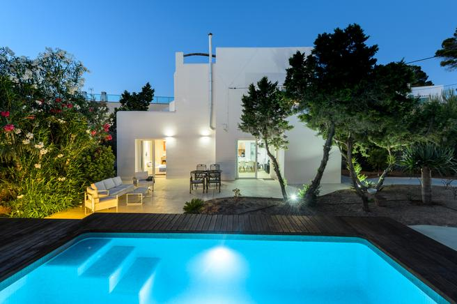 Villa for rent in Cala en Bou, Ibiza