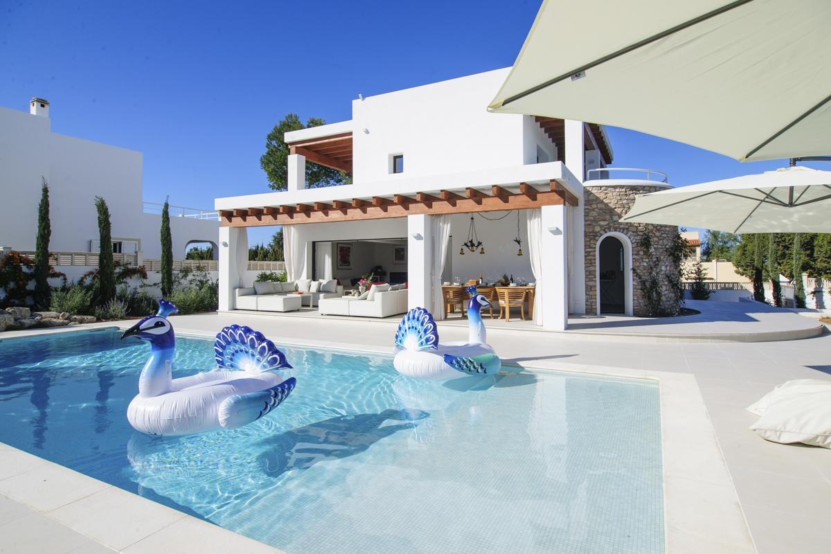 Villa Estro a Perfect Holiday Retreat in Cala Bassa, Ibiza