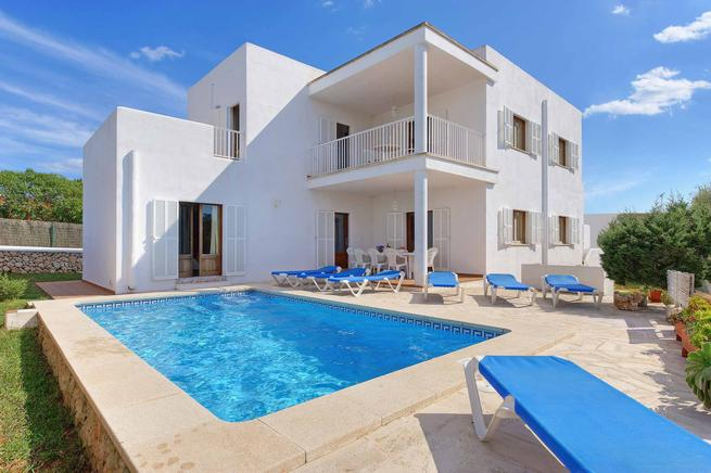 Villa La Pinta - Holiday villa in Cala Dor - Spain