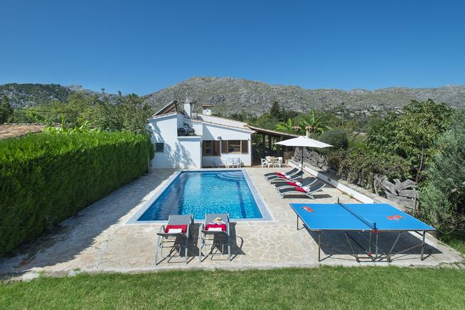 Villa March is a great villa in Mallorca
